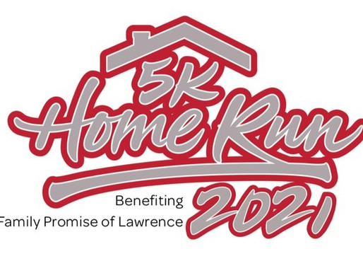 Family Promise 5K Home Run!