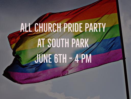 Pride Party!