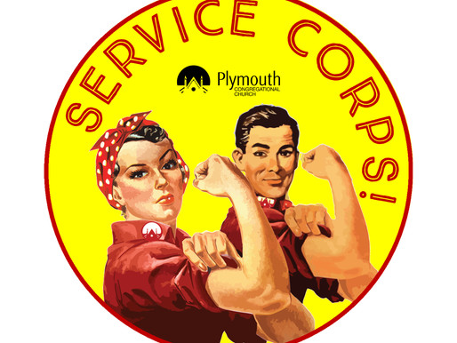 The Plymouth Service Corps!