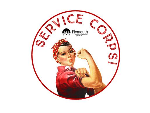 Service Corps Work Days