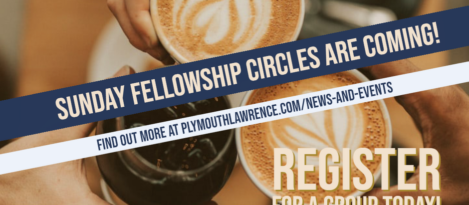 Sunday Fellowship Circles