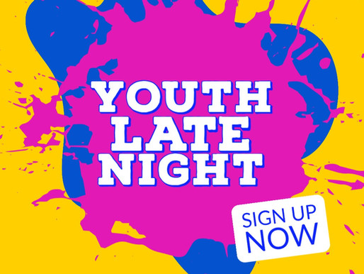 Youth Late Night