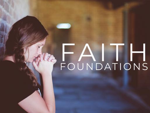 Faith Foundations