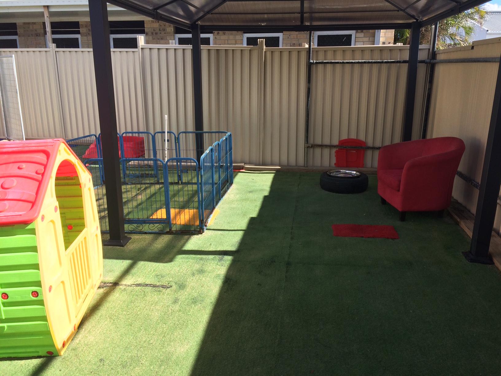Gold Coast Pet Resorts Arundel play