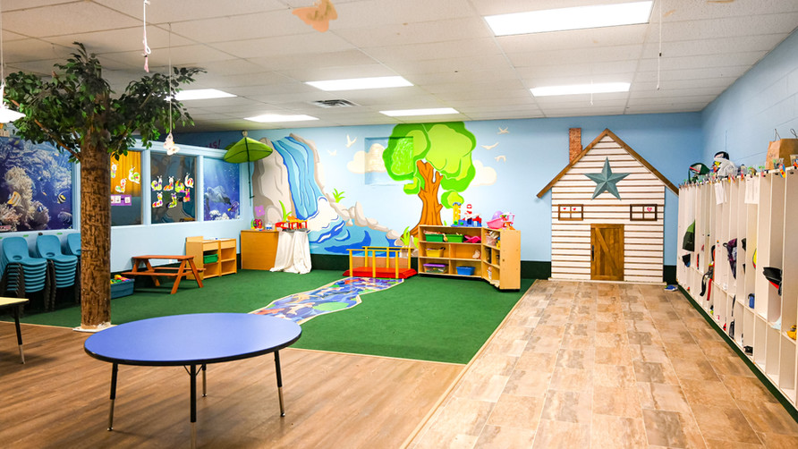 Day Care Class Room
