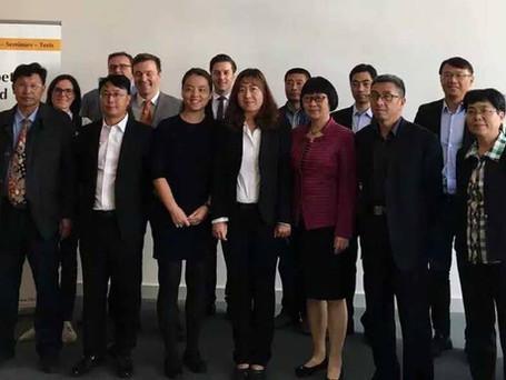 Eco Viva unterstützt Marketing-Training der DLG für chinesische Delegation
