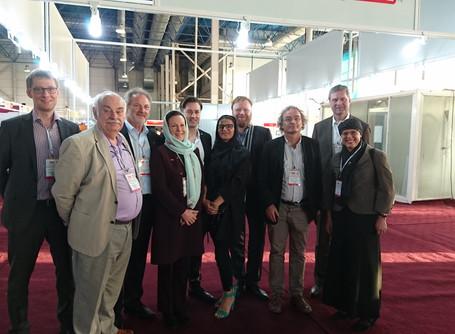 Iran Vortrag Vortragsreise Maschad, Iran und Teilnahme DLG-Symposium