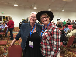 Jo Grafford meets Sabrina York