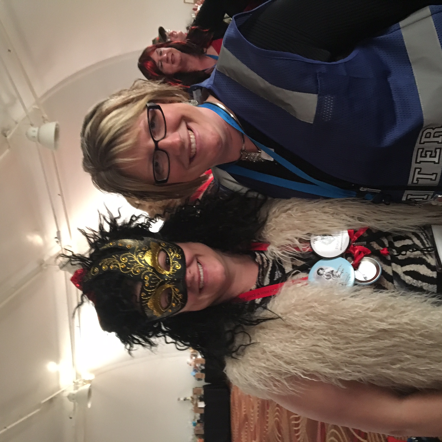 Costume Ball, Weekend With Authors