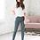 Thumbnail: Classic Skinny Pants, Charcoal