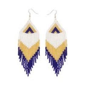 Marino Beaded Earrings