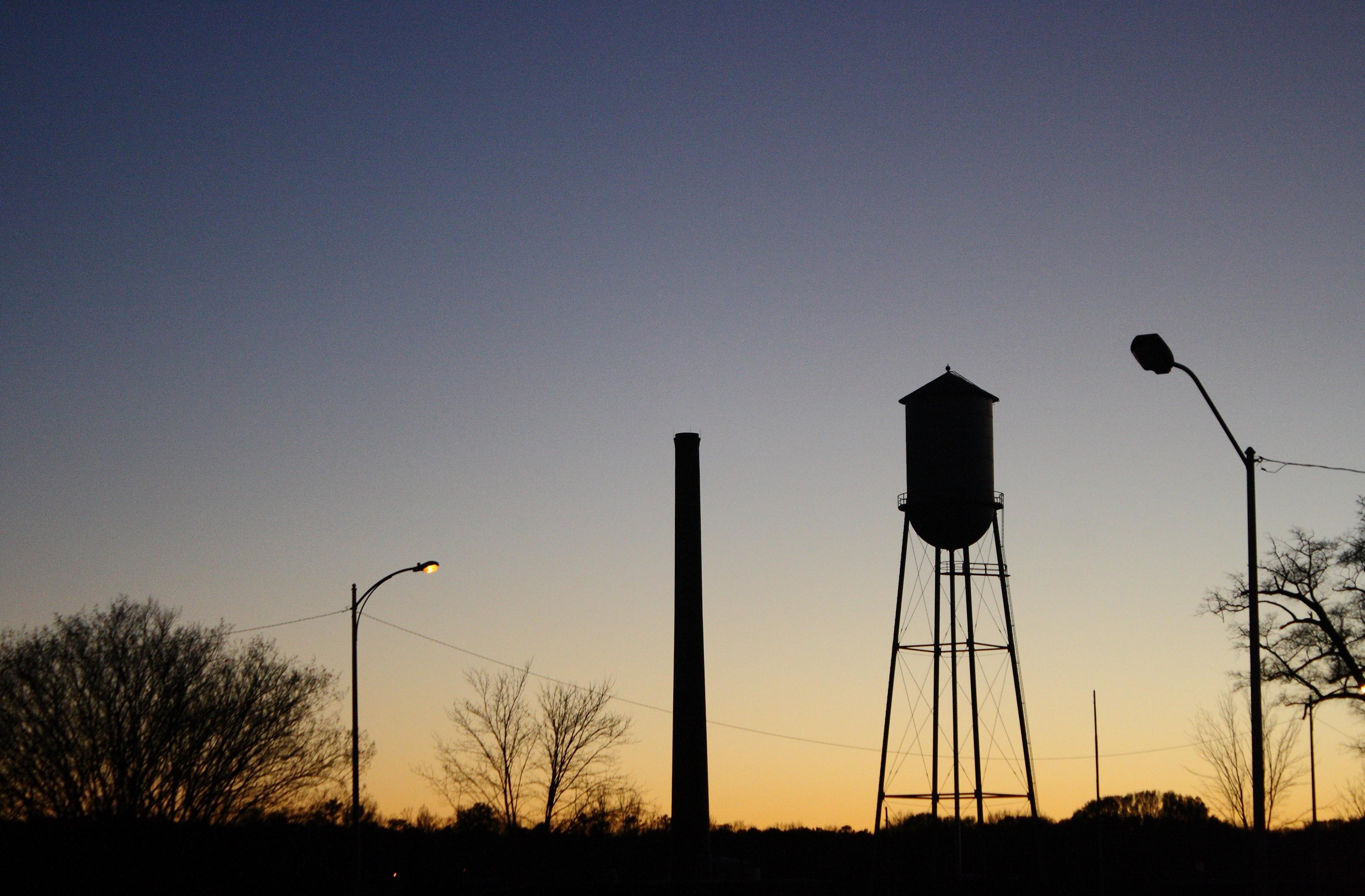 Sunset in Opelika