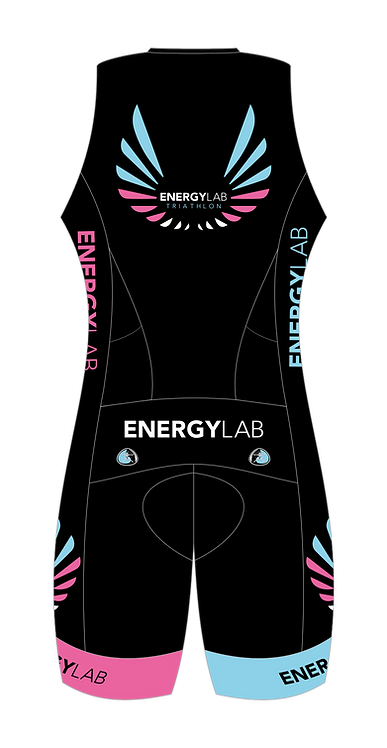 Sleeveless Ultra Tri Suit - Cannibal