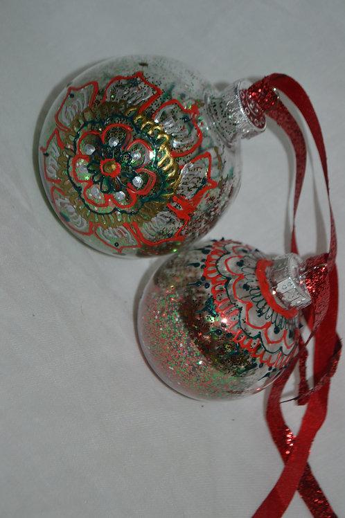 Henna ornaments