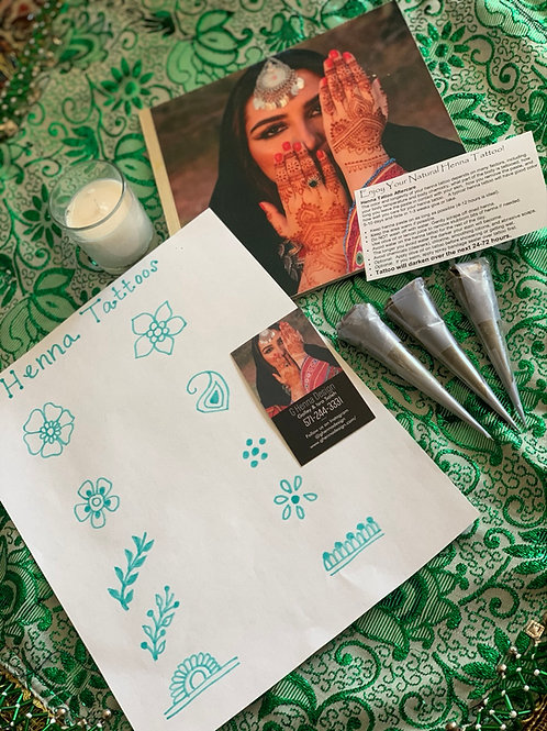Henna starter kit