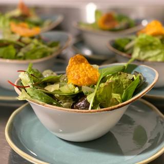 Knackiger Salat