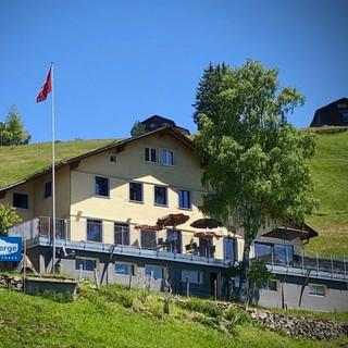 Berggasthaus Eggberge Sommer