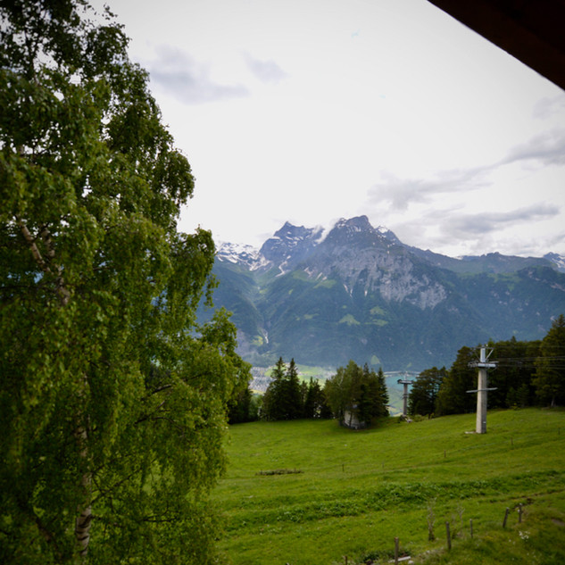 Berg-Panorama