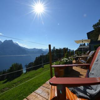 Sun chair Indigo Lounge