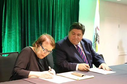 AFSCME Contract Signing, AFSCME 448, Council 31
