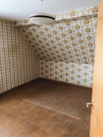 Das Badezimmer war vorher ein Schlafzimmer