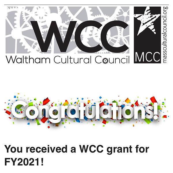 Waltham Cultural Council/Mass Cultural C