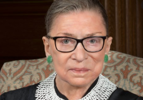 Ruth Bader Ginsberg Taught Us to be Ladies