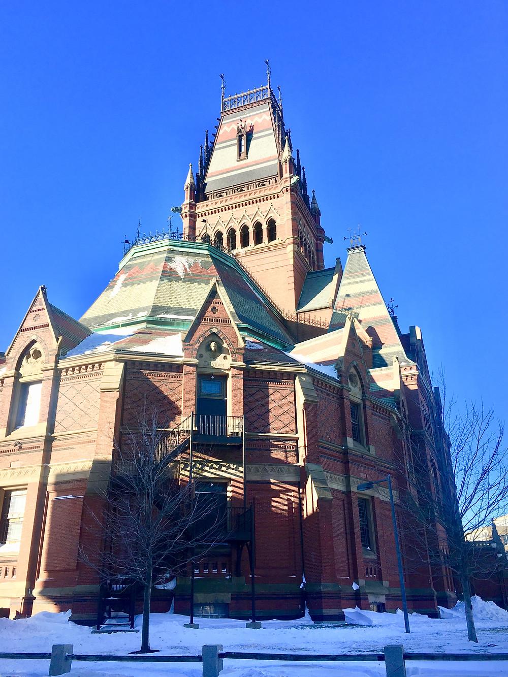 Historic Boston Building
