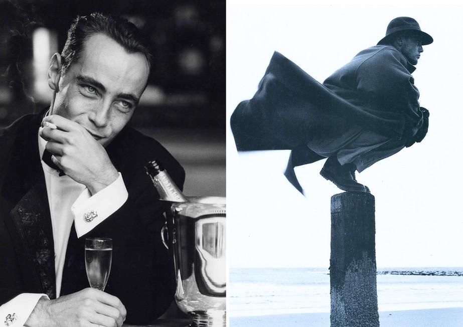 Michel de Windt Elegance 1984 and 1990 styling Manja Magnin