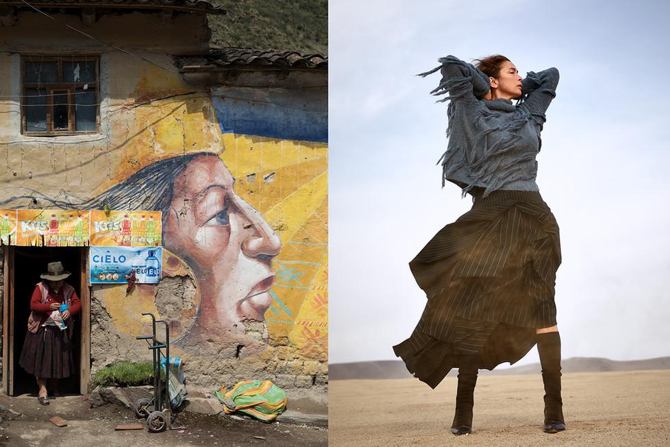 Linda Spierings 'Matthildur' Peru 2019