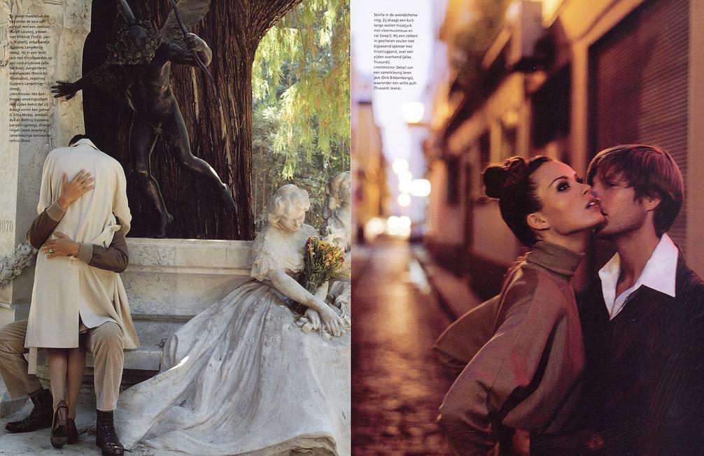 Amor mi Amor, Elegance Sevilla 2003 styling Jaap Mark de Jong