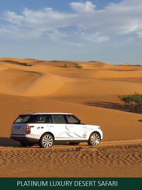 PLATINUM LUXURY DESERT SAFARI EROS AFRIC