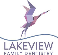 Lakeview Family Dentistry full color log