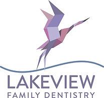 Lakeview Family Dentistry full color log