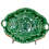 Thumbnail: 19th-C. Majolica Leaf Dish