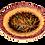 Thumbnail: 19th C Multicolored Majolica Leaf Dish