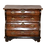Thumbnail: 18th C. Dutch Bombe Chest of Drawers