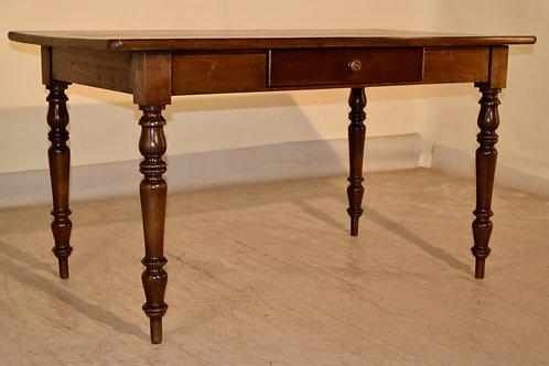 19th C. Oak Table