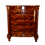 Thumbnail: 19th C. Large English Bowfront Chest of Drawers