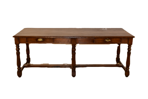 19th C. English Drapers Table