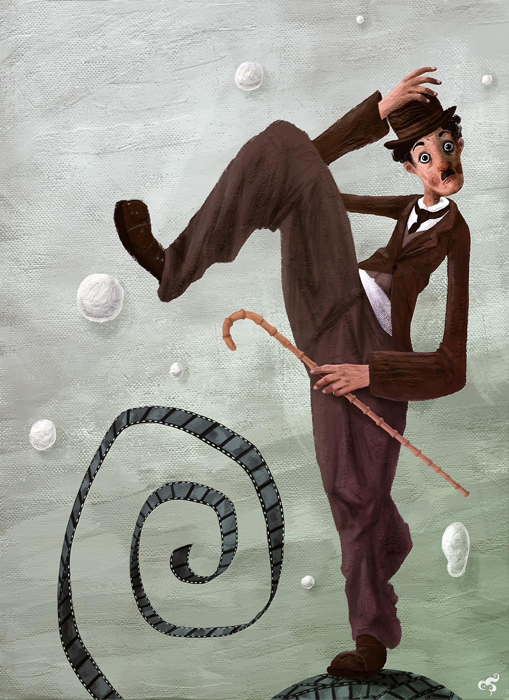Ceyhun Şen / Charlie Chaplin