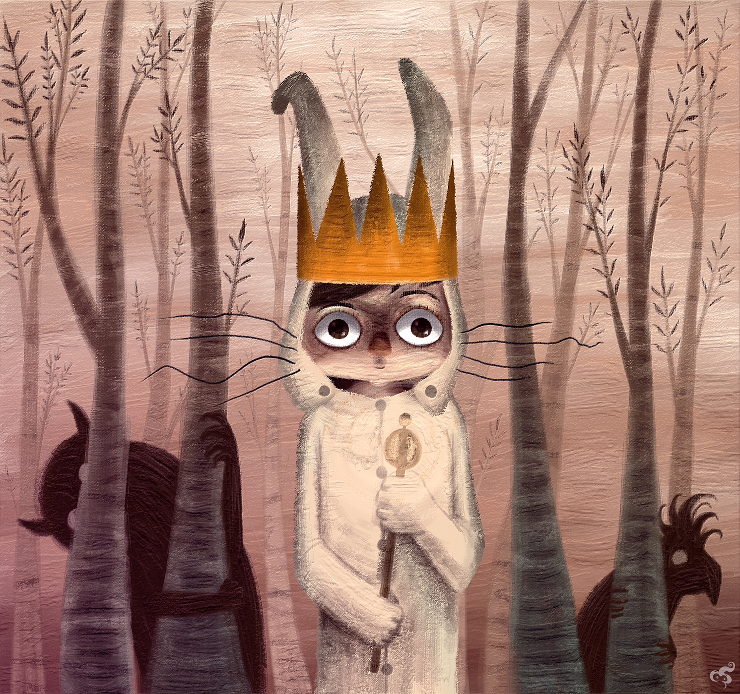 Ceyhun Şen where the wild things are