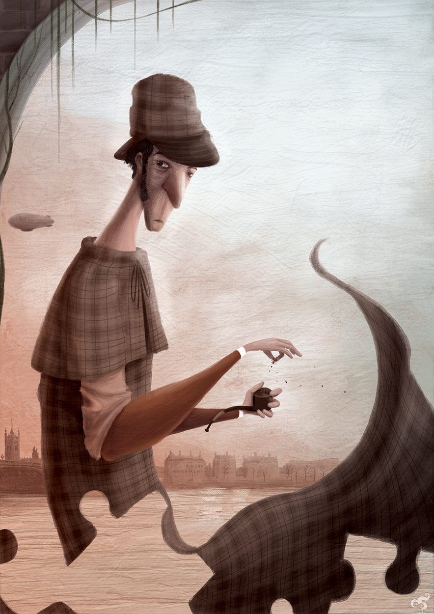 Ceyhun Şen / Sherlock Holmes