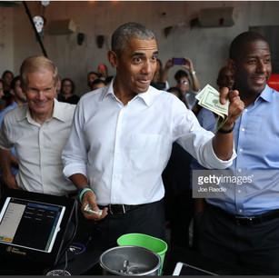 Obama At Coyo