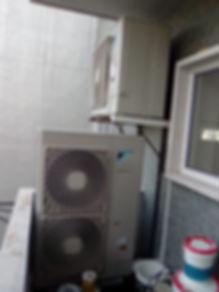Instalação Bomba de Calor e VRV - Daikin - Lisboa