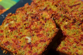 Gâteau de betterave aux noisettes
