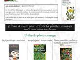 Livres indispensables pour reconnaitre les plantes sauvages comestibles et médicinales