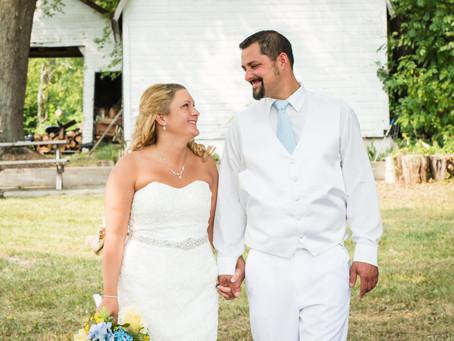 Amy & Shawn's Wedding