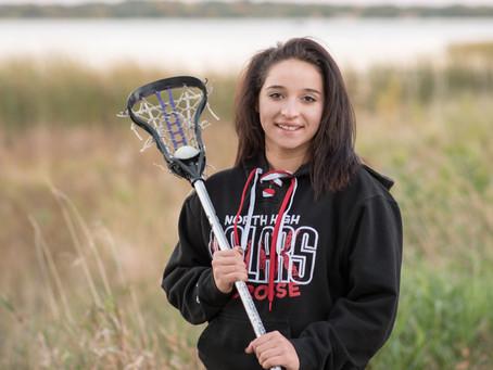 Hayley | Class of 2017 | North High | Matoska Park, White Bear Lake