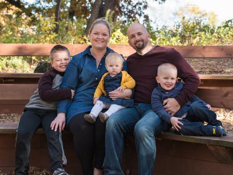 The Christenson Family